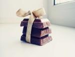 Onzas de chocolate para regalar