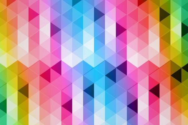 Formas Geométricas De Colores (59515