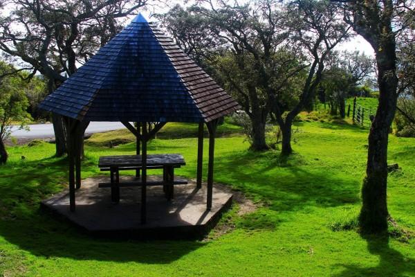 Lugar tranquilo para contemplar la naturaleza