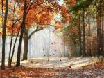 La llegada del otoño