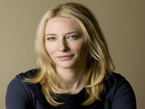 Bonita mirada de Cate Blanchett