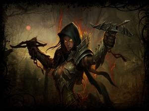 Cazadora de demonios (Diablo III)