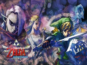 The Legend of Zelda: Skyward Sword (Nintendo)