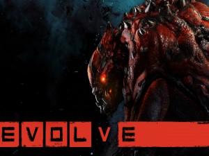 """Un monstruo de """"Evolve"""""""