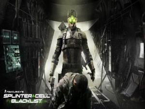 "Videojuego ""Tom Clancy's Splinter Cell: Blacklist"""