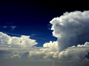 Nubes asombrosas