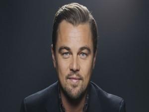 La cara del guapo Leonardo DiCaprio