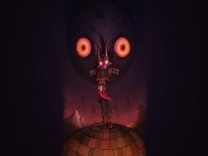 Un Skull Kid (The Legend of Zelda: Majora's Mask)