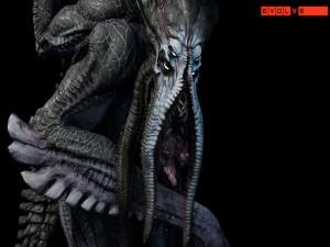 """Kraken, monstruo de """"Evolve"""""""