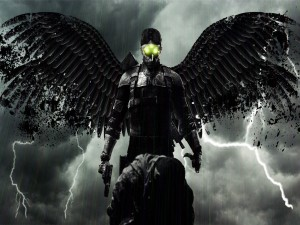"Tormenta en ""Splinter Cell"""