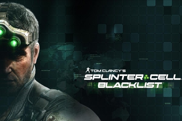 "Sam Fisher en ""Tom Clancy's Splinter Cell: Blacklist"""