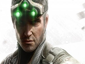 "Sam Fisher, protagonista del juego ""Tom Clancy's Splinter Cell: Blacklist"""
