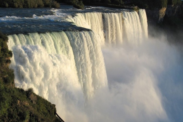Magníficas cataratas del Iguzú