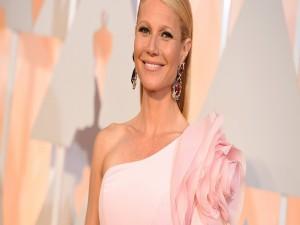 Gwyneth Paltrow con un bonito vestido (Oscars 2015)