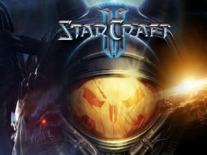 "Videojuego ""StarCraft II"""