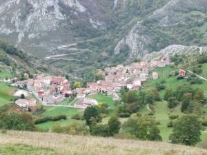 Hermosas vistas de Sotres (Picos de Europa, Asturias)