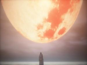 """La Luna roja """"Bloodborne"""""""