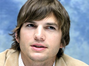 El actor y productor Ashton Kutcher