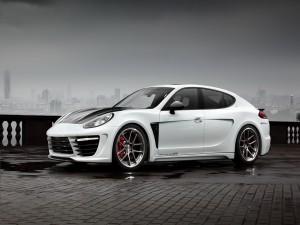 Porsche Cayenne GTR