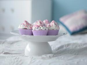 Unos ricos cupcakes