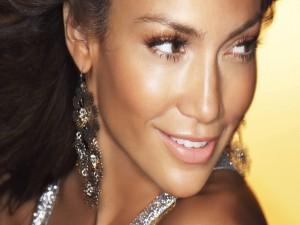 El bello rostro de Jennifer Lopez