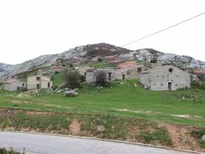 Cabañas de pastores en el Parque Nacional de Picos de Europa