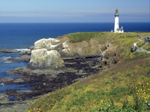 Faro Yaquina Head (Newport, Oregón)