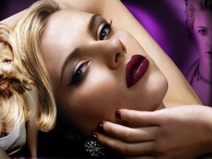 La atractiva actriz Scarlett Johansson