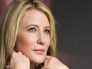 La genial actriz Cate Blanchett