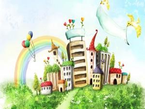 La ciudad del amor y la felicidad