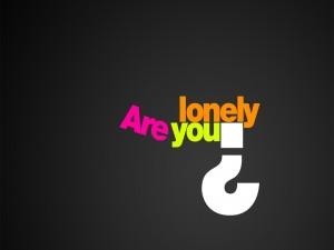 ¿Estás solo?