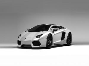 Deportivo Lamborghini Aventador