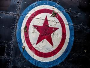 Logo del Capitán América
