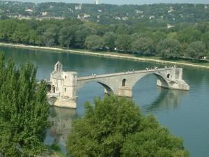Puente de Aviñón (Francia)