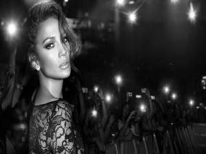 Fotografiando a Jennifer Lopez