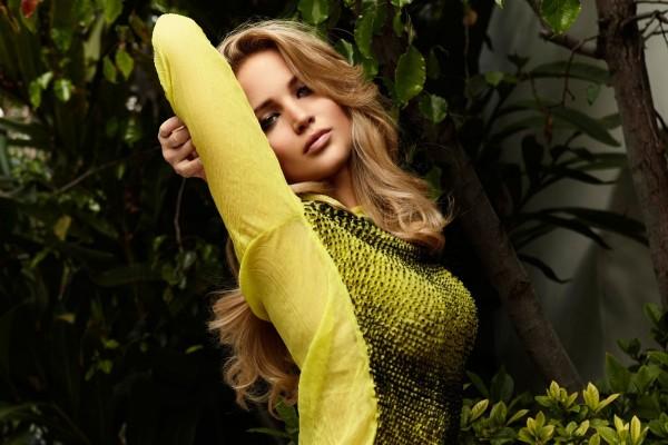 Imagen de la actriz Jennifer Lawrence