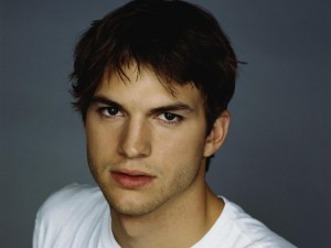El modelo y actor Ashton Kutcher