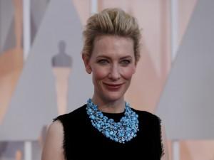 Cate Blanchett en los premios Oscars 2015