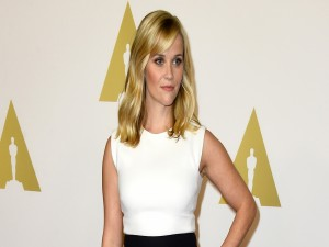 La actriz Reese Witherspoon (Oscars 2015)