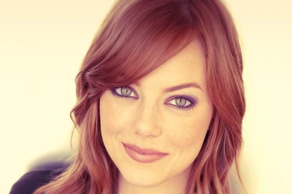 La bonita mirada de Emma Stone