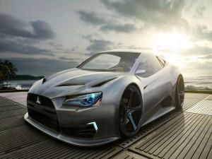 Un bonito Mitsubishi Concept
