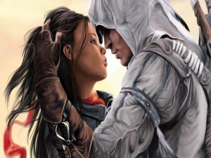 Connor Kenway y Aveline de Grandpré (Assassin's Creed)