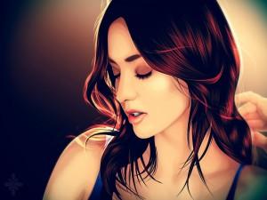 Imagen de la modelo Miranda Kerr