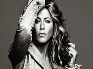 La actriz Jennifer Aniston