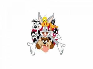 """Personajes de """"Looney Tunes"""""""