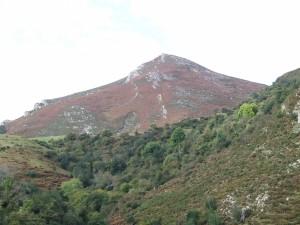 Montaña en la sierra del Sueve (Asturias)