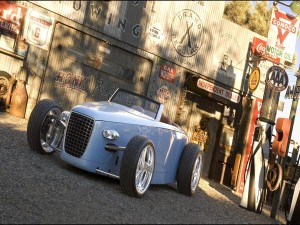 Volvo Caresto V8 Speedster