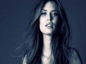 La modelo italiana Bianca Balti