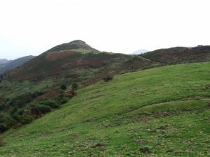 Senderos en la sierra del Sueve (Asturias)