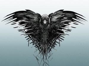 """Cuervo de tres ojos de la serie """"Juego de Tronos"""""""